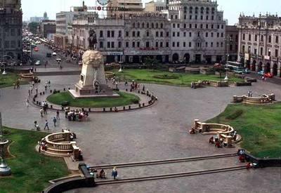 南美旅游景点_秘鲁首都利马