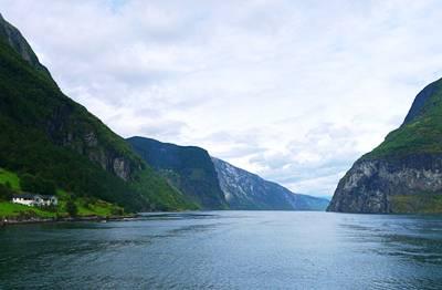 北欧4国游景点_松恩峡湾