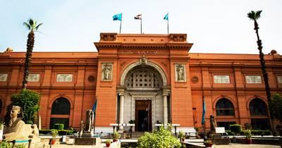 埃及迪拜游_埃及博物馆