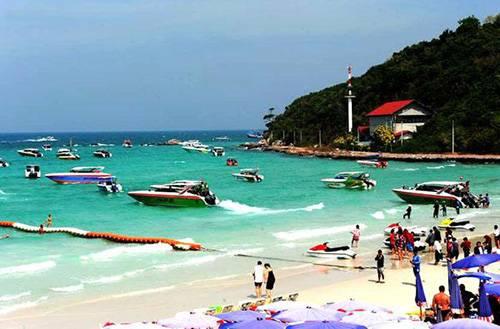 泰国六日游_金沙岛