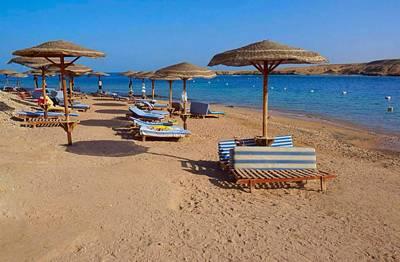埃及10天游_埃及洪加达红海海滩