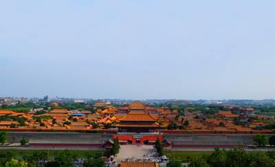 北京5天游景点_北京故宫