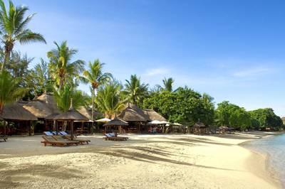 毛里求斯旅游推荐酒店_毛里求斯玛丽汀酒店毛里求斯玛丽汀酒店(Maritim Hotel Mauritius)-沙滩