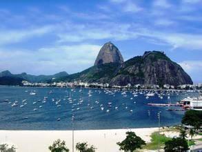 南美四国游景点_巴西瓜那巴拉湾