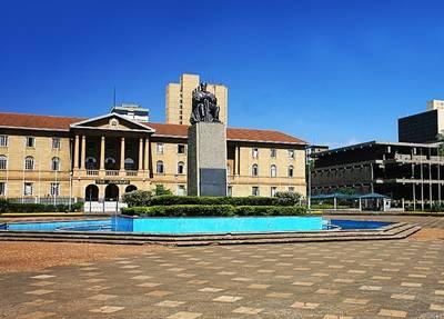 肯尼亚、津巴布韦、赞比亚、博茨瓦纳12 天游:肯尼亚内罗毕自由广场