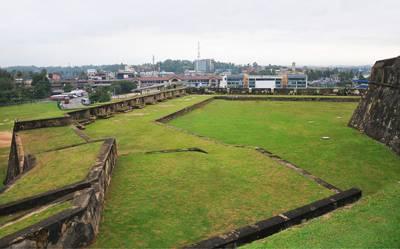斯里兰卡八天游_斯里兰卡加勒古堡
