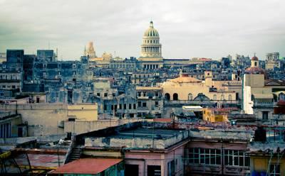 美洲20天游:古巴哈瓦那风光