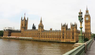英国9天游:英国国会大厦与大笨钟