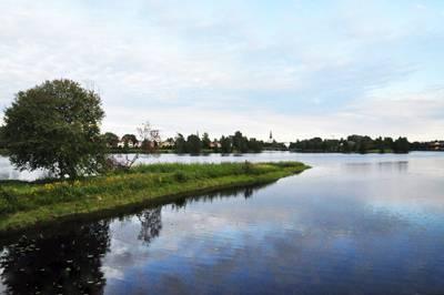 北欧4国游景点_维那恩湖