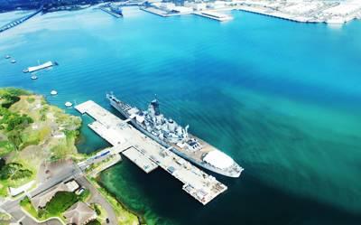 美国、加拿大、夏威夷全景26天:美国夏威夷珍珠港