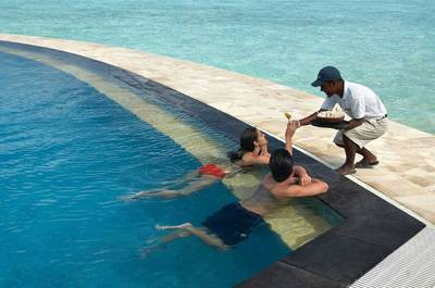 享受瓦度岛浪漫时光