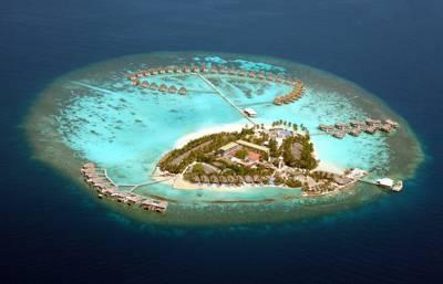 马尔代夫中央格兰德岛