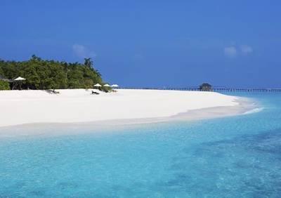 马尔代夫沙滩