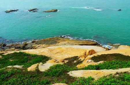 红海湾神秘岛
