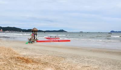 惠州双月湾二天游_双月湾沙滩