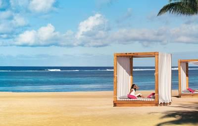 奥特瑞格毛里求斯度假水疗酒店沙滩