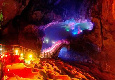 连州二日游景点欣赏:湟川三峡