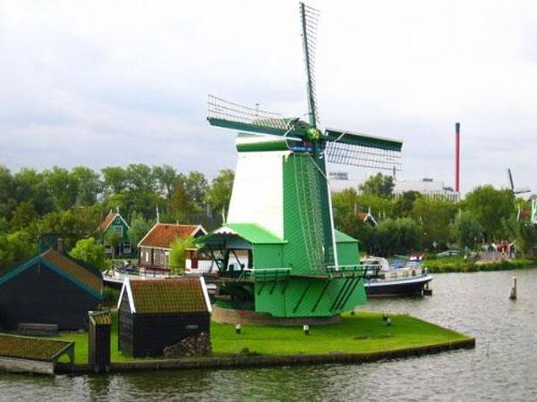 阿姆斯特丹-风车村