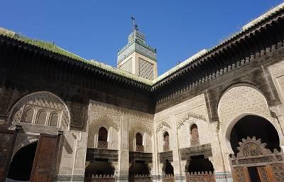 摩洛哥8天游_摩洛哥古兰经经学院