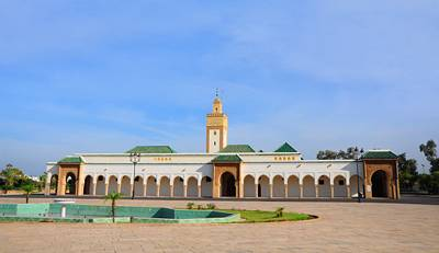摩洛哥8天游_摩洛哥皇家宫殿