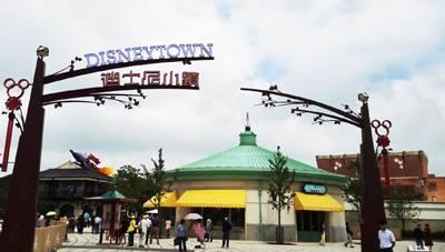华东五市六天游景点_上海迪士尼小镇