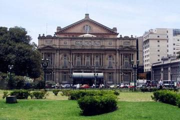 南美3国14天:阿根廷科隆剧院