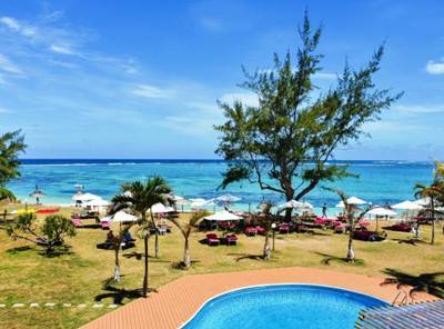 毛里求斯长滩度假村