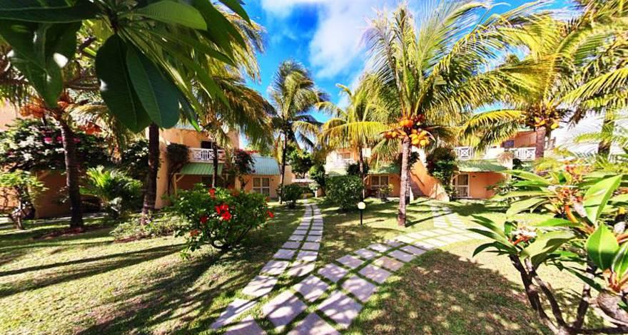 毛里求斯银色沙滩酒店Silver Beach七天五晚自由行【香港直飞】