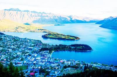 新西兰南北岛8天纯净之旅(奥克兰 罗多路亚 基督城 蒂