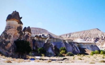 土耳其12天全景游:土耳其希德尔立克山丘