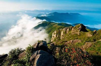 广西二天游:姑婆山国家森林