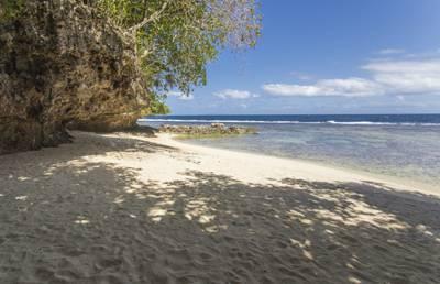 斐济8天游_斐济萨瓦喜度假村-沙滩
