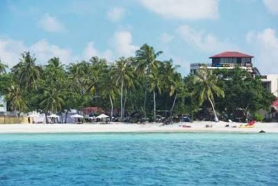 馬爾代夫馬富士島5天游:馬爾代夫馬富士島(居民島)