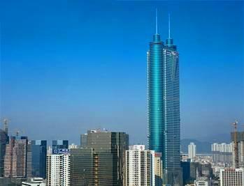 深圳一日游景点:地王大厦