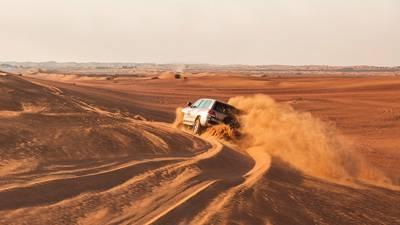 阿联酋卡塔尔两国联游7天:阿联酋迪拜-阿拉伯沙漠冲沙