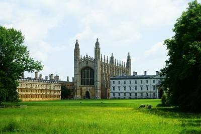 英国8天游:英国剑桥大学-国王学院