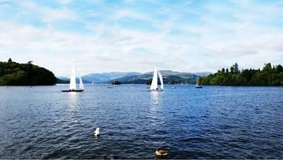 英国8天游:温德米尔湖