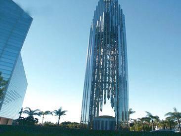 圣地亚哥 水晶教堂