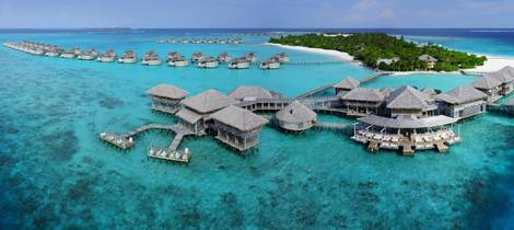 马尔代夫第六感拉姆度假村水上屋