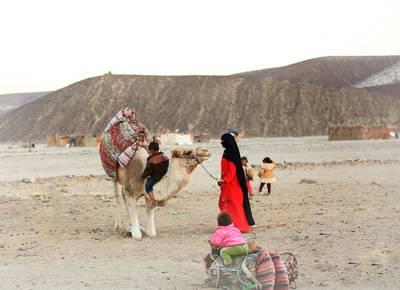 埃及迪拜游_埃及贝都因人探索之旅