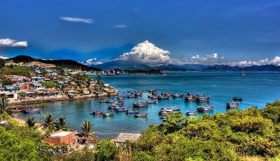 越南旅游_回程飞机