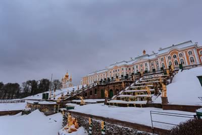 俄罗斯、土耳其全景深度18天游:俄罗斯夏宫花园