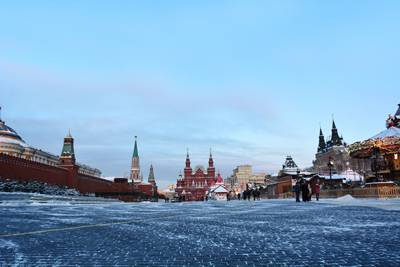 俄罗斯、土耳其全景深度18天游:俄罗斯红场
