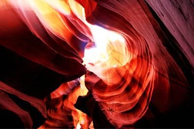 美西雙城+兩大國家公園11天游_美國羚羊峽谷