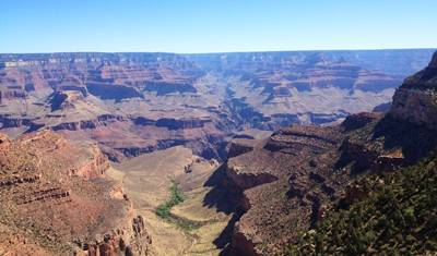 美西雙城+兩大國家公園11天游_美國科羅拉多大峽谷