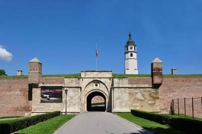 塞尔维亚-卡莱梅格丹城堡
