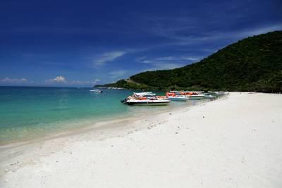 越南岘港5天自由行:越南岘港占婆岛海滩