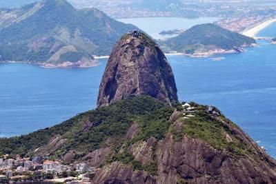 南美四国游景点_糖面包山