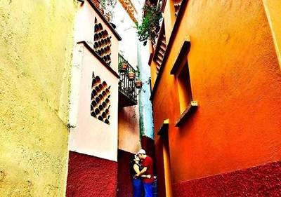 墨西哥8天游: