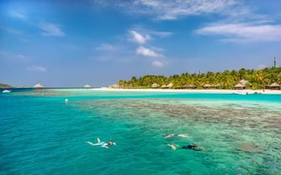 马尔代夫库达富士岛(Kudafushi Resort Spa)